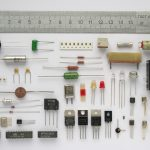 Elektronica onderdelen CARDAN
